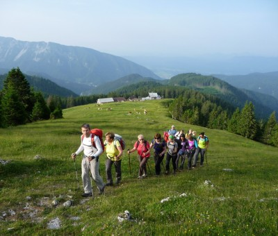 Julian Alps, June 2015