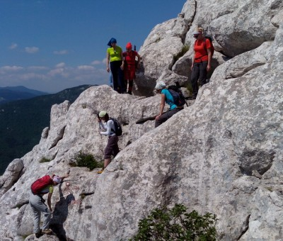 Velebit Mountain, June 2015