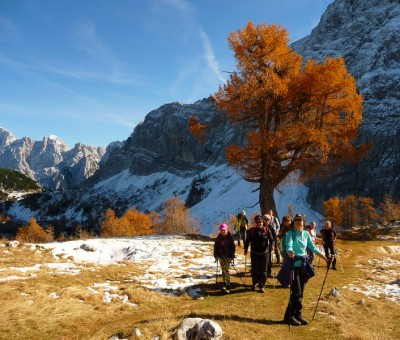 Julian Alps, October 2015