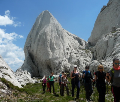 Tulove grede, Velebit mountain, May 2016