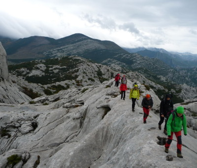 Bojinac, Velebit mountain, October 2015