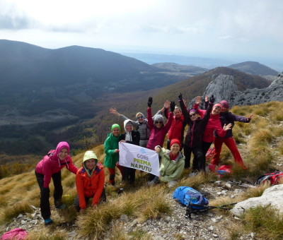 Weekend Hiking & Yoga Retreat, Lika & Velebit, October 2016