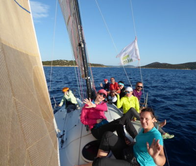 Hiking & Sailing & Yoga retreat, Murter island, September 2017