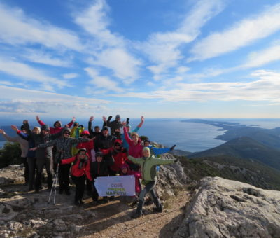 Hiking & Wellness Retreat, Lošinj island, December 2017